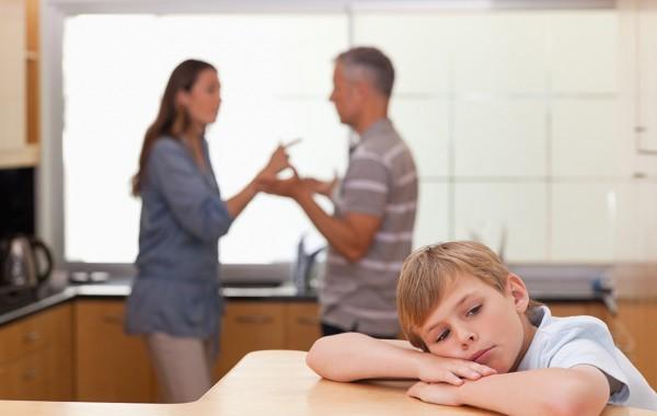 Effect of divorce on children's  education